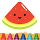 Download Fruits Coloring Book For PC Windows and Mac