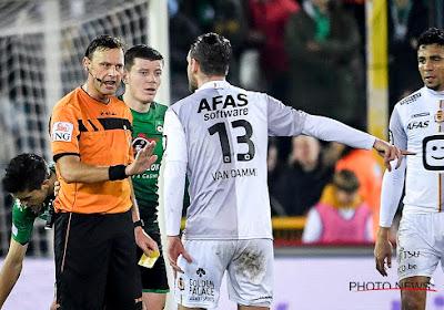 A peine de retour, Joachim Van Damme manquera le prochain match des Malinwas