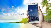 weather forecast App (APK) scaricare gratis per Android/PC/Windows screenshot