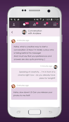 C-Date u2013 Dating with live chat 2.0.4 screenshots 3