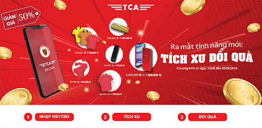 Hello TCA is the place to connect TCA with potential customers