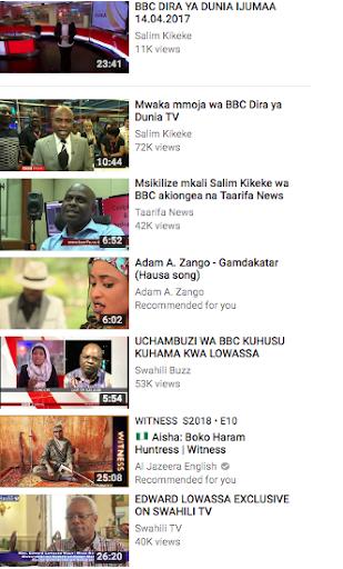Download Televisheni Bbc Swahili On Pc Mac With Appkiwi Apk Downloader
