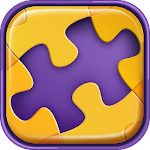 Free Jigsaw Puzzles for Kids Icon