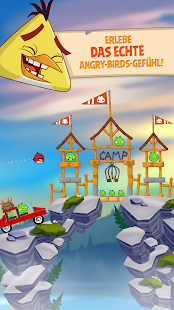 Angry Birds Seasons – Miniaturansicht des Screenshots