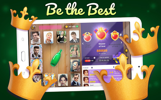 Kiss me: Spin the Bottle, Online Dating and Chat apkpoly screenshots 9