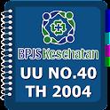 BPJS Kesehatan UU No 40 Th2004 icon