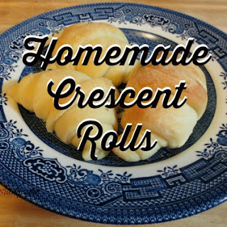 Flaky, Buttery Homemade Crescent Rolls