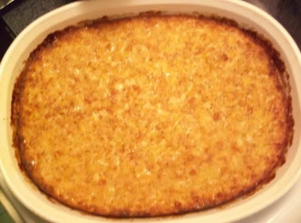 Julia's Corn Pudding