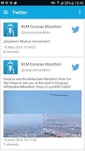 KLM Curaçao Marathon screenshot 4