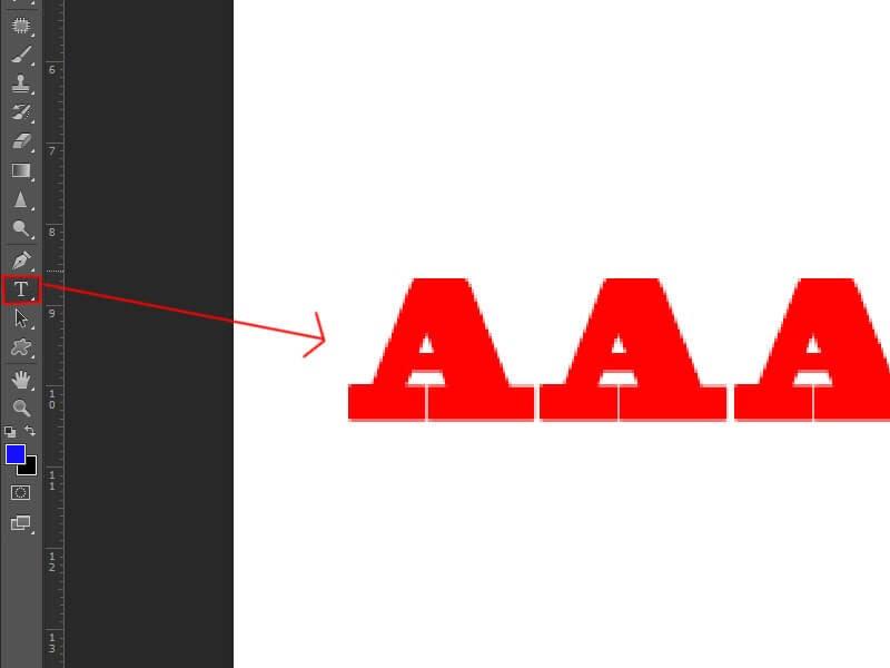 Photoshop立體感的字體製作,馬上嚇傻