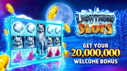 Slots Lightningu2122 - Free Slot Machine Casino Game 1.44.2 screenshots {n} 1