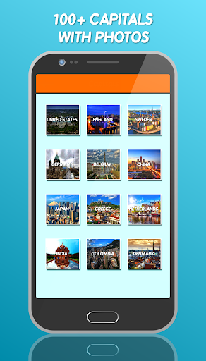 3in1 Quiz : Logo - Flag - Capital android2mod screenshots 11