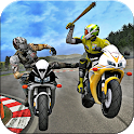 Crazy Bike Attack Racing New: Motorcycle Racing icon