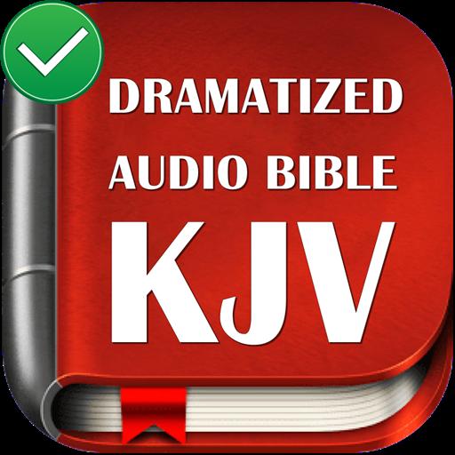 KJV Audio Bible Dramatized, King James Audio Bible - Apps on