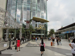 Photo: The Siam Paragon shopping mall