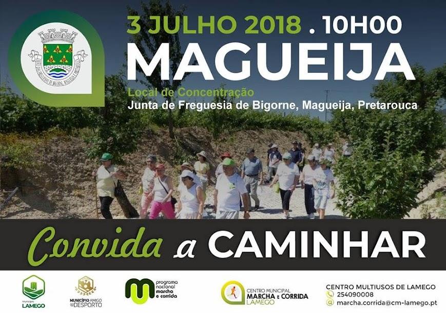 """""""Convida a Caminhar"""" parte de Magueija - 2018"""