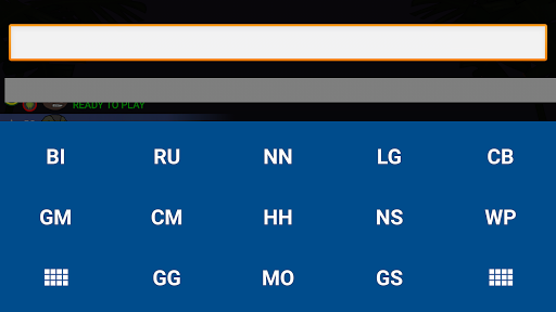 Keyboard for Mini Militia 1.0 screenshots 3
