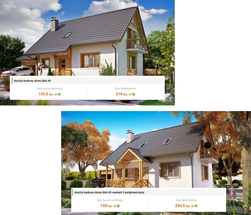 Porównanie kosztów budowy domu z piwnicą i bez niej