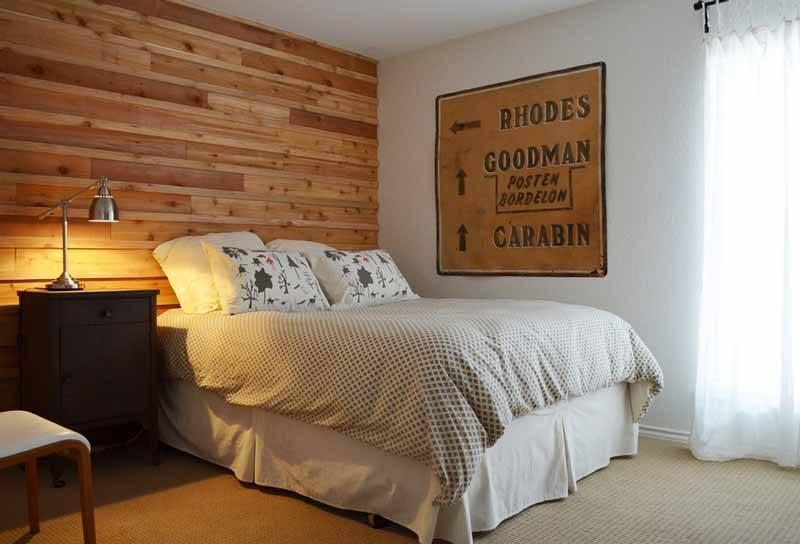 habitacion-pared-revestida-madera
