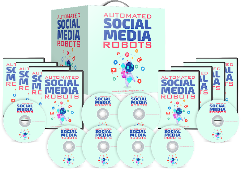 Automated Social Media Robots PLR Review