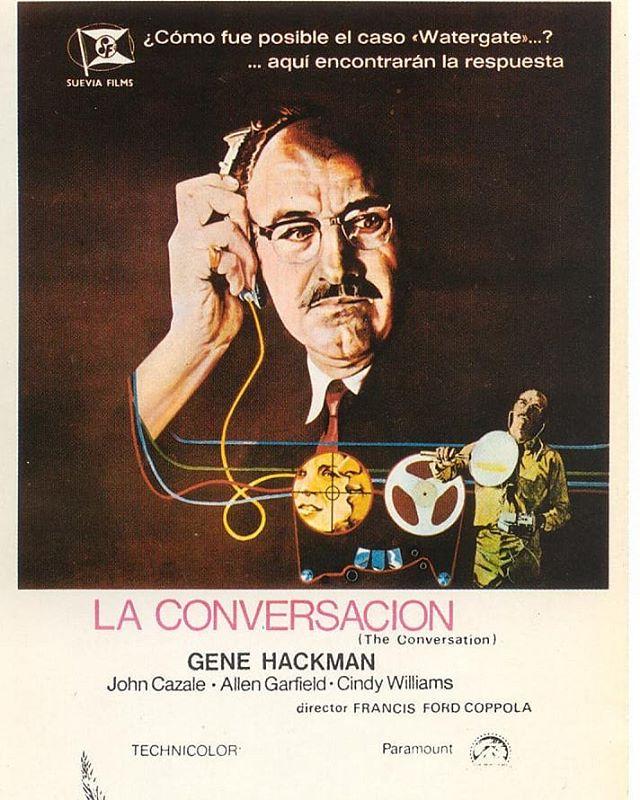 La conversación (1974, Francis Ford Coppola)