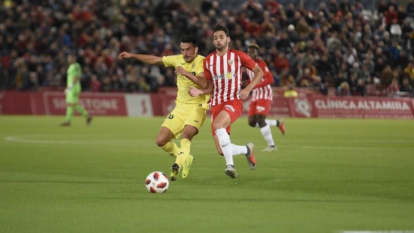 Horarios contra Villarreal y Real Oviedo