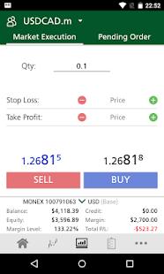 MIFX Mobile - náhled