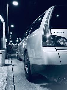 ステージア NM35 250t RXfourのカスタム事例画像 ショーンさんの2019年01月15日01:44の投稿