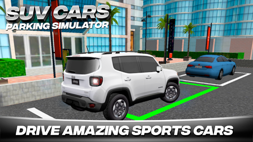 SUV Car Parking Simulator 1.0 screenshots 4