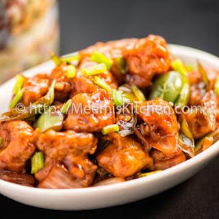Chinese Chilli Fish.