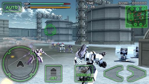 Destroy Gunners SP / ICEBURN!! screenshot 4