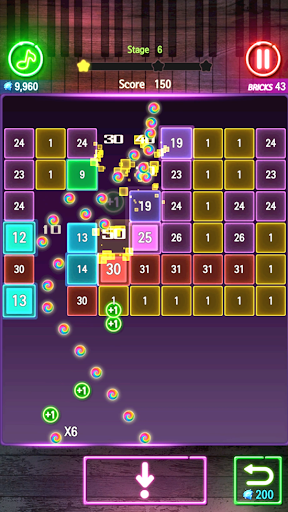 Bricks Breaker Melody apkmr screenshots 6