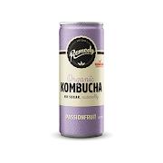 Kombucha Can 250ml Passionfruit