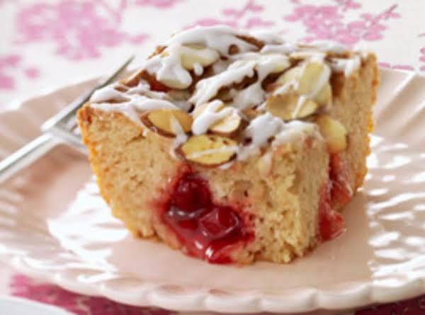 Easy Fruit Coffee Cake Recipe