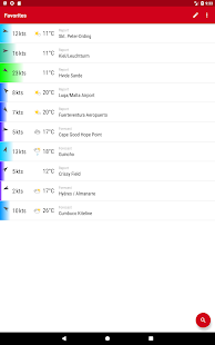 Windfinder Pro - weather & wind forecast- screenshot thumbnail