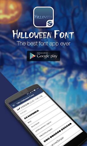 100+ Halloween Font Root
