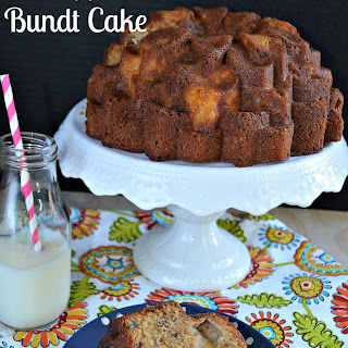 Pineapple-Pecan Bundt Cake #BundtBakers