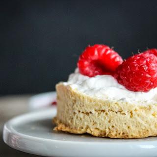 Rebellious Raspberry Shortcakes