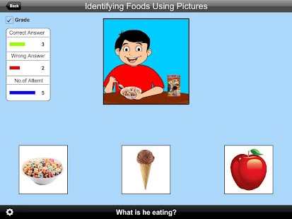 Identifying Foods Using Pictures Lite Version- screenshot thumbnail