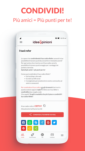 IdeeOpinioni screenshot 5