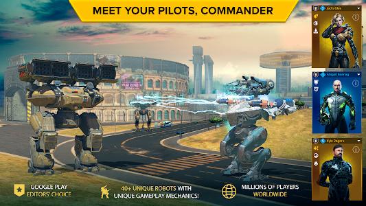War Robots 5.3.0 (Mod)