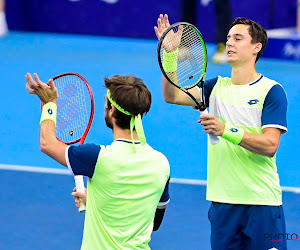 Belgisch succes in Singapore! Sander Gillé en Joran Vliegen pakken samen vijfde ATP-dubbeltitel