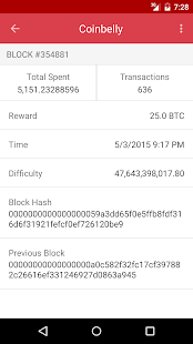 Coinbelly - Bitcoin BTC- screenshot thumbnail