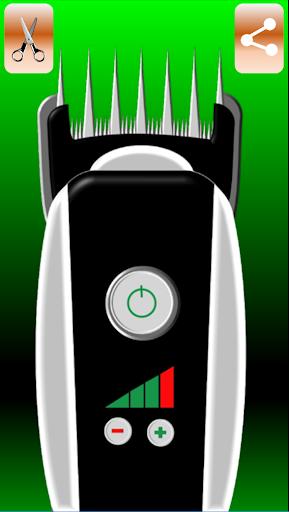 Hair clipper-Hairdressing scissors-Dryer 0.0.3 screenshots 14