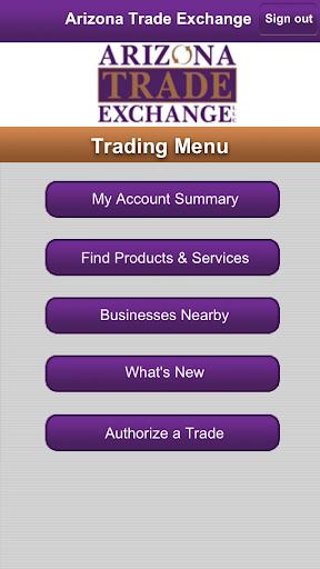 Trade Studio - Arizona Trade