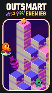 Q*bert MOD APK (Unlimited Money) 4