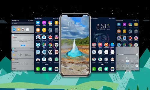 Android Q Launcher and themes 1 0 + (AdFree) APK for Android
