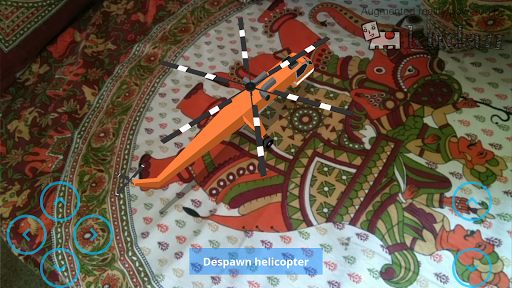RC Helicopter AR 1.1.9 gameplay | by HackJr.Pw 3