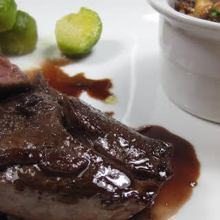 Venison Rump Recipes.