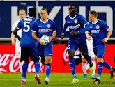 AA Gent haalt dubbele achterstand op maar geraakt niet verder dan gelijkspel tegen RFS